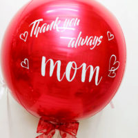 Mother's Day Red Balloon