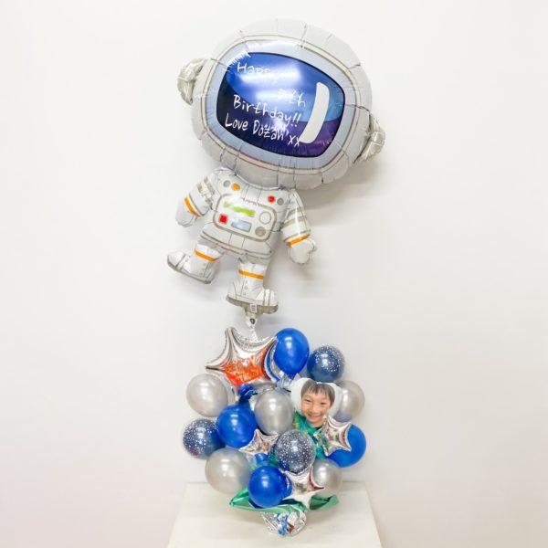 写真プリント入りSPACE  STAR WORLD テーブルトップ