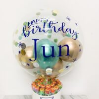 Enjoy! Candy Box with Bubble Balloon